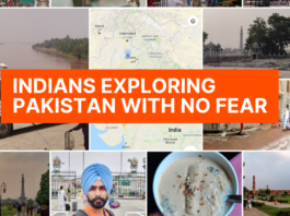 Indian's traveling to Pakistan with no fear - Snehdeep Singh Kalsi - Blog Post